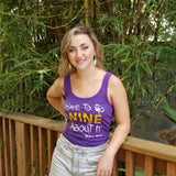 TM I have to Go Wine About It Ladies Tank