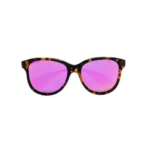 Redtail Republic Boujee Bay Tortoise/Hot Pink Mirror Grey Polycarbonate UV Polarized Ladies Fishing Sunglasses