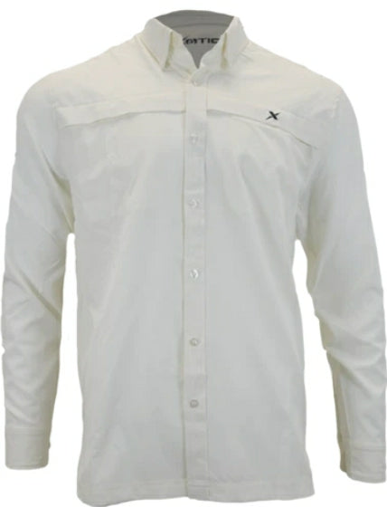 XOTIC Mens Fishing Long Sleeve Shirt