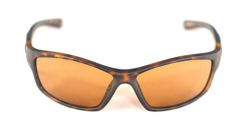 Redtail Republic Sabine Matte Tortoise/Natural Amber Glass UV Polarized Unisex Fishing Sunglasses