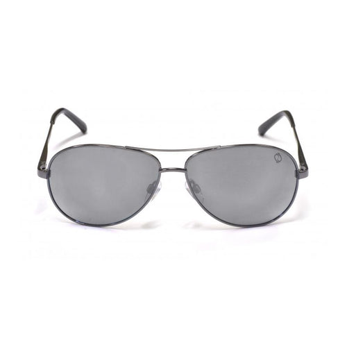 Redtail Republic Sandbar Gunmetal/Smoke Grey Polycarbonate UV Polarized Unisex Fishing Sunglasses