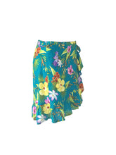 Ladies Short Wrap Skirt