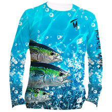 Tropical Maniac Underwater Youth Performance Tee