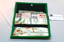 Women's Ladies Wallet , Card Holder, Check Book Holder Hand Made in the USA NEW - Sheila Antell