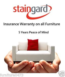 5 Year Insurance - To be purchased ONLY with a new sofa from Factory Outlet SS