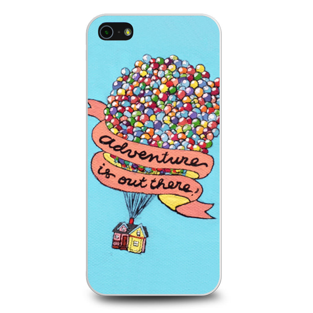 Adventure Is Out There Pixar Disney iPhone 5/5s/SE case