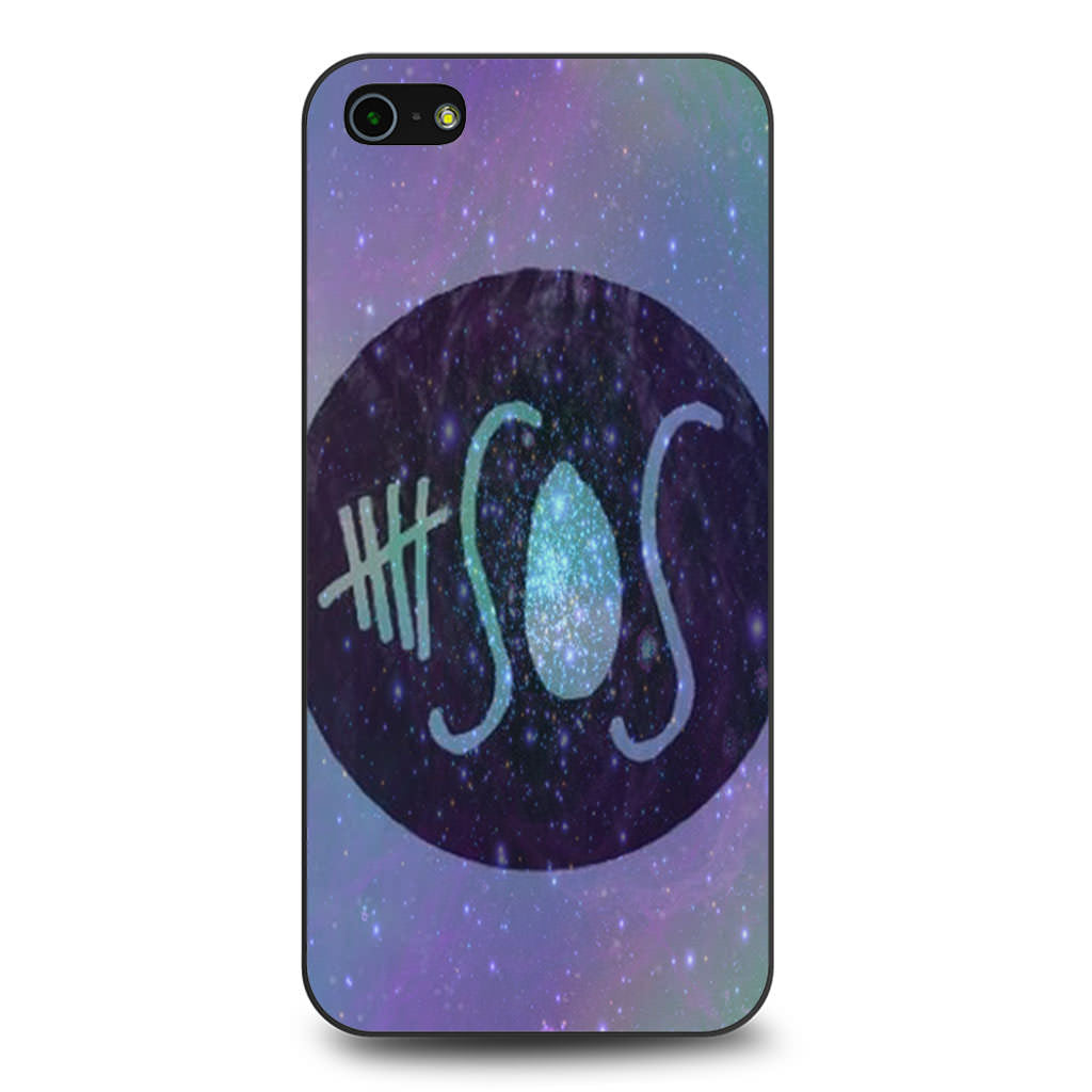 5 Sos, 5 Seconds Of Summer iPhone 5 5s SE case