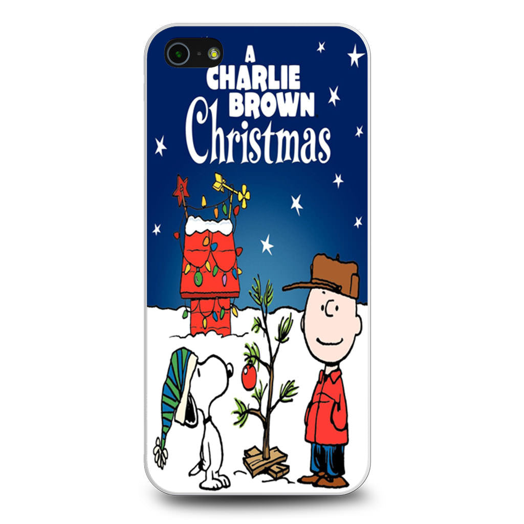 A Charlie Brown Christmas iPhone 5/5s/SE case