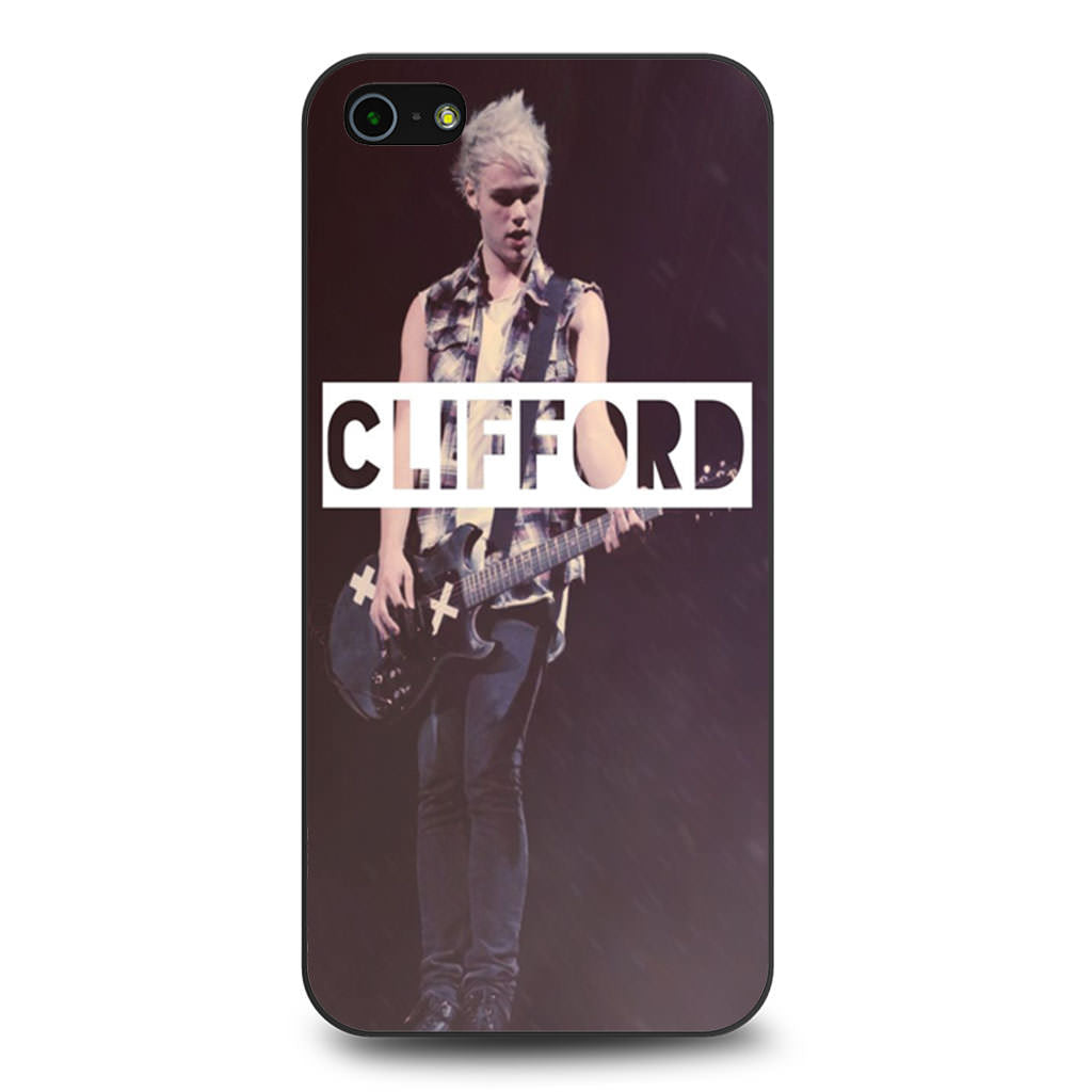 5 Seconds Of Summer Clifford iPhone 5 5s SE case