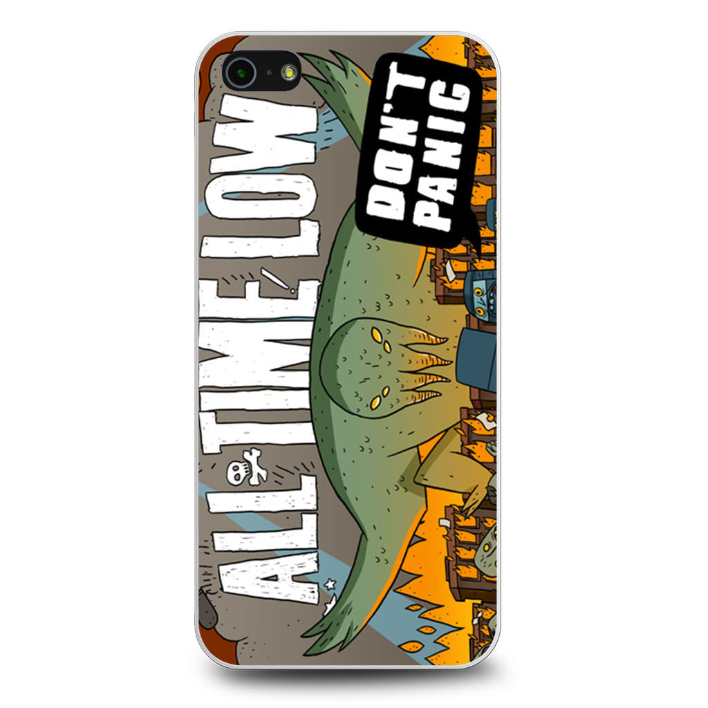 All Time Low iPhone 5/5s/SE case