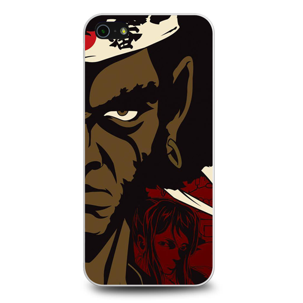 Afro Samurai iPhone 5/5s/SE case