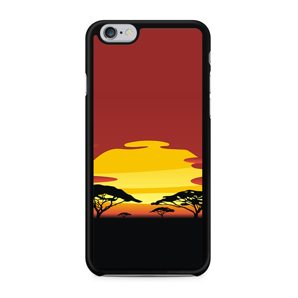 African Sunset iPhone 6/6s case