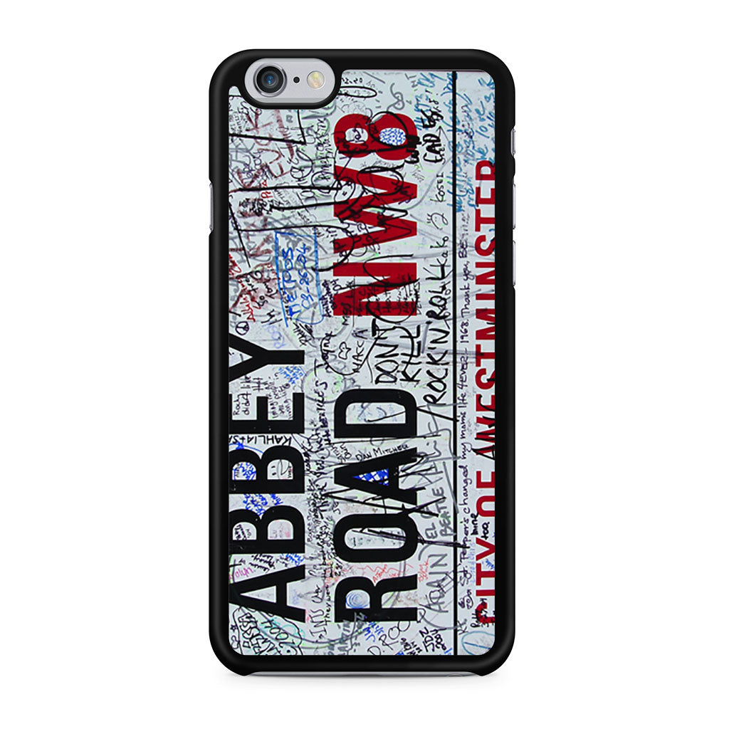 Abbey Road iPhone 6/6s case