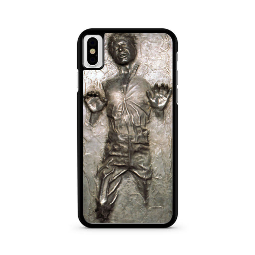 Frozen Hans Solo iPhone X case