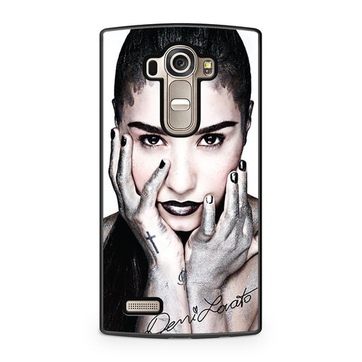 Beautiful Demi Lovato LG G4 case