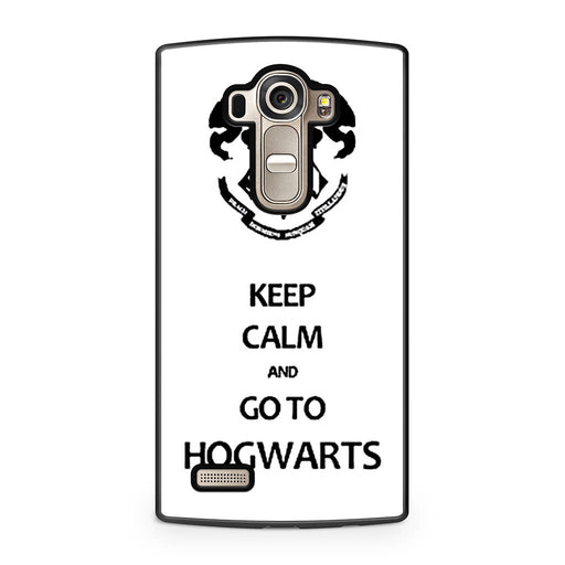 Keep Calm and Go to Hogwarts LG G4 case