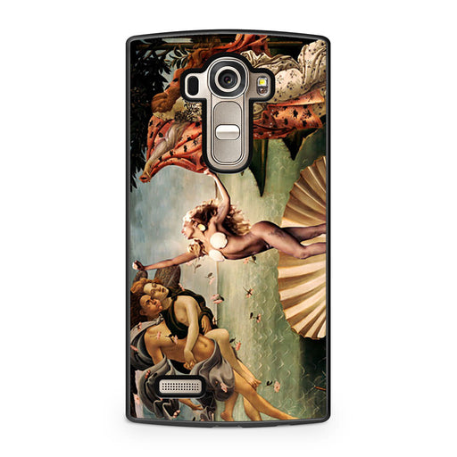 Venus Lady Gaga Painting LG G4 case