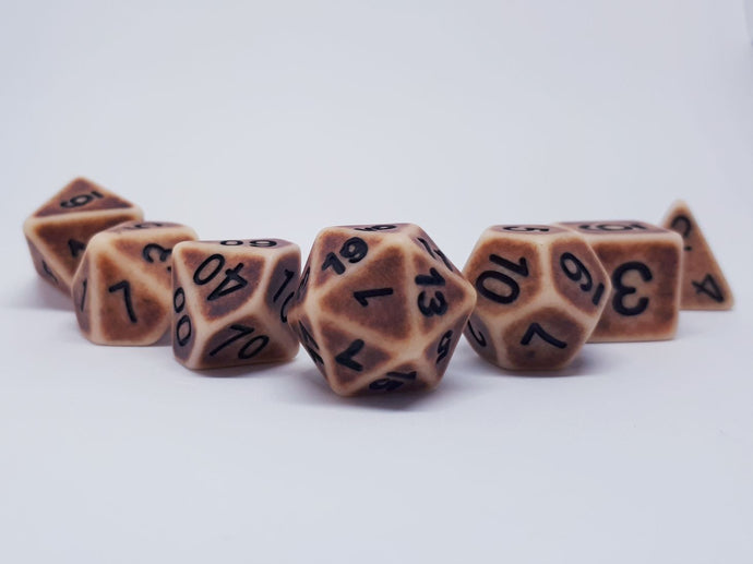 Ancient Bone Dice