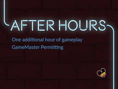 After Hours Pass