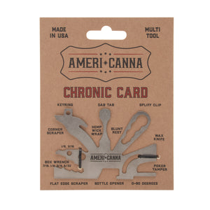 Chronic Card