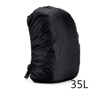 Outdoor Waterproof Bag Cover, 35L-80L - Take Off Travel Accessories