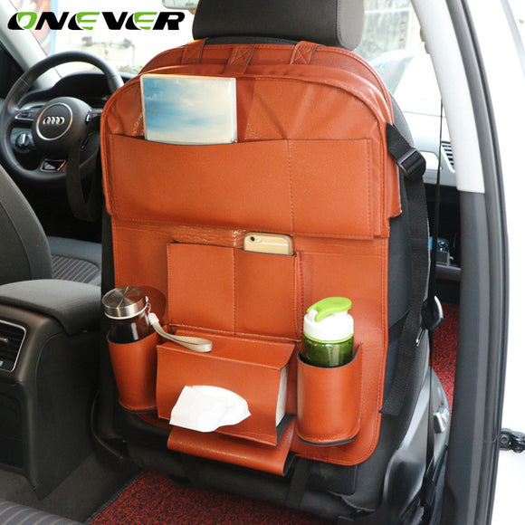 Onever City Seat Storage System - Take Off Travel Accessories