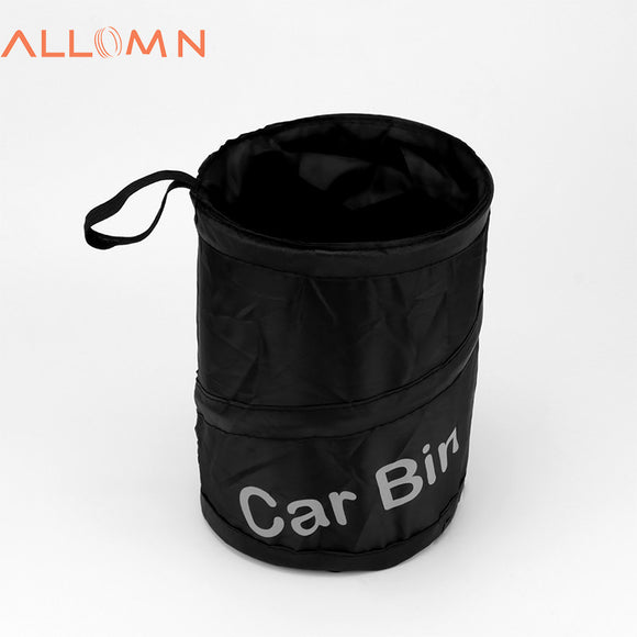 ALLOMN Pop-up Car Garbage Bag - Take Off Travel Accessories