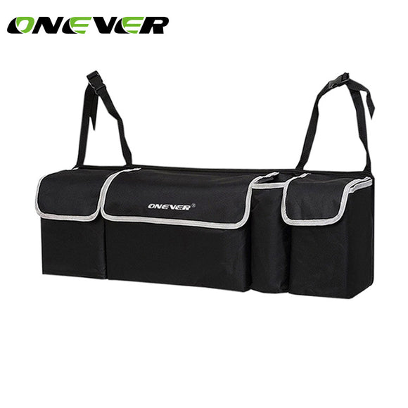 Onever Multi-function Trunk Organizer - Take Off Travel Accessories