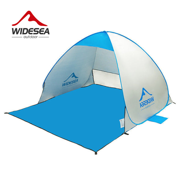 WideSea Beach Insta-Tent - Take Off Travel Accessories