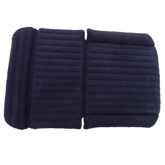 Multifunctional Flocking Inflatable Back Seat & Trunk Mattress - Take Off Travel Accessories