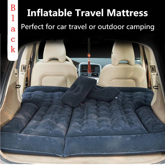 Goldhik Oxford Backseat Inflatable Mattress - Take Off Travel Accessories