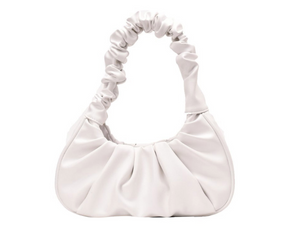 scrunch shoulder bag hobo bag