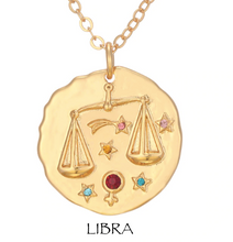 necklace with zodiac signs zodiac sign necklaces libra