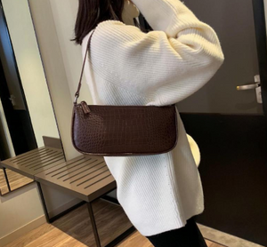 baguette bag shoulder bag vintage bella hadid bag mini