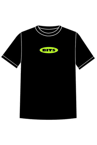 BITS REMIX TEE [BLACK]