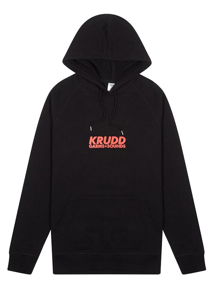 GARMS+SOUNDS HOODY - Krudd LTD