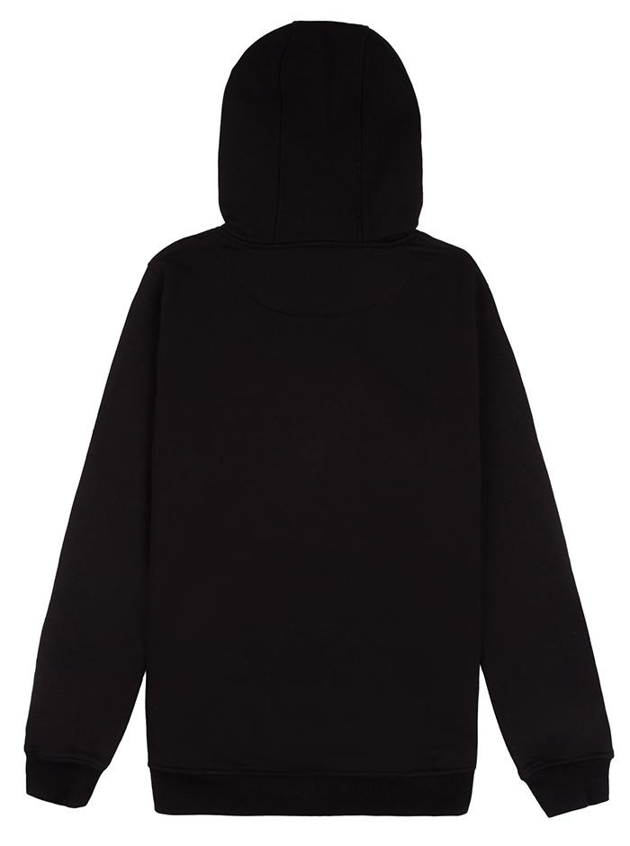 KAMO HOODY [BLACK] - Krudd LTD