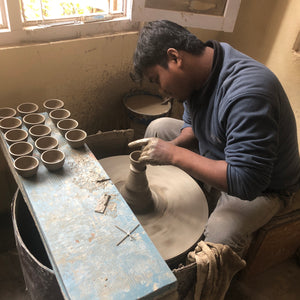 How are our ceramics made?