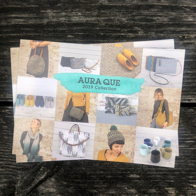 Inspiration behind the 2019 AURA QUE Collection | Felt, Dhaka, Brass and more.