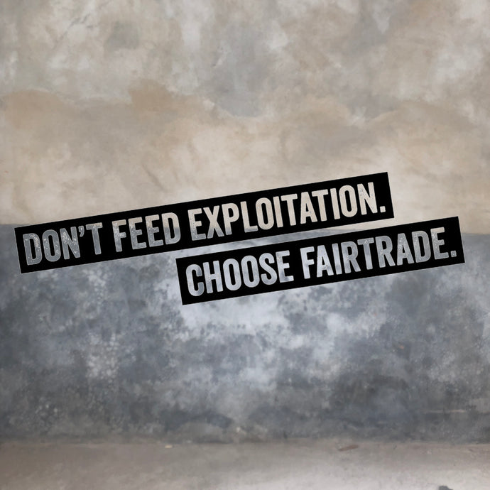 Celebrating Fair Trade Fortnight – The Importance of Fairtrade