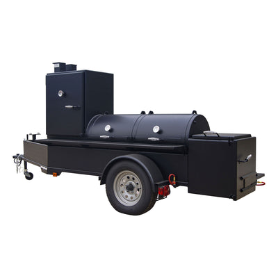 Custom BBQ Pit Trailers | Lone Star Grillz