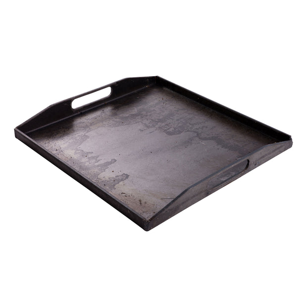Slide Out Internal Ash Pan