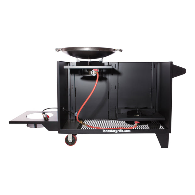 "22"" x 48"" Burner Fryer Station"