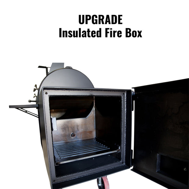 Lone Star Grillz Insulated Fire Box