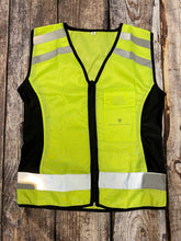 PHC Hi-Vis Riding Vest