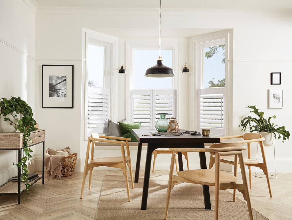 Cafe Shutters by Dirty Blinds