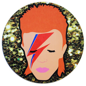 DAVID BOWIE COASTER - PACK OF 3