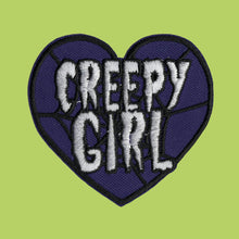 CREEPY GIRL PATCH - PACK OF 6