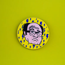 DANNY DEVITO TRASH MAN COASTER - PACK OF 3