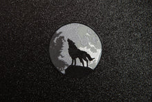WOLF AND MOON PATCH - PACK OF 6